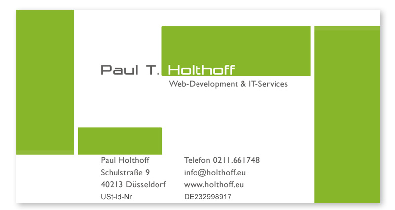 Paul Holthoff